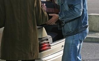 המונית פגעה בניידת המשטרה - הנהג ישלם פיצויים
