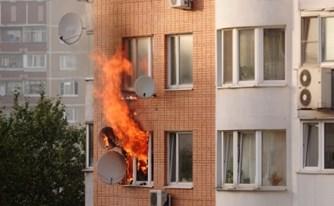 """הדירה ניזוקה בשל שריפה בקופ""""ח כללית, הקופה תפצה"""