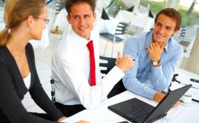 דיון אנשי עסקים - תמונת כתבה