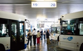 האוטובוס לא עצר בתחנה - אגד תפצה