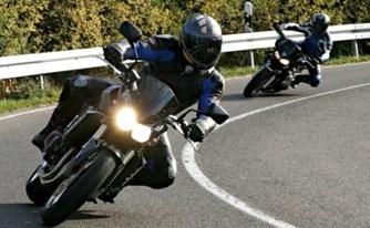 תאונת אופנוע - מהי?