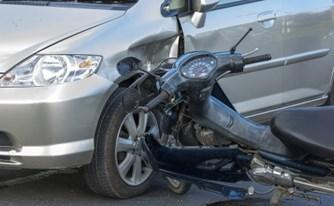 תאונת אופנוע ופינוי מזירה / מדריך