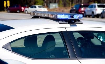 גג של ניידת משטרה - תמונת כתבה