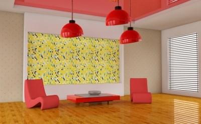חדר סלון בדירה - תמונת כתבה