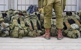 בדיקות שתן ופעולת מנע בבסיס צבאי