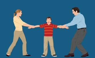 הורות בצל הגירושים - על משמורת משותפת והסדרי ראיה