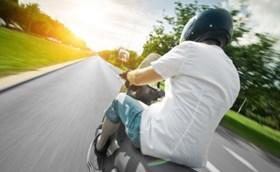 נזקי גוף בתאונות אופנוע/ מדריך