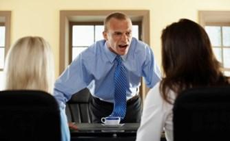 התעמרות בעבודה - תופעה שיש לשים לה סוף