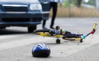 תאונת אופניים - רוכב אופניים נפגע במהלך הרכיבה