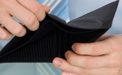 אין כסף לשלם, והחובות מצטברים - תמונת כתבה