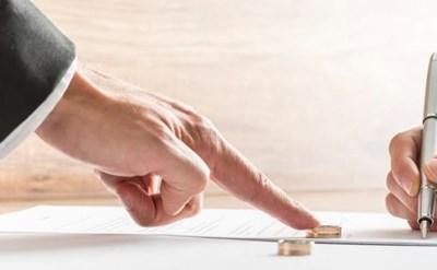 חתימה על הסכם גירושין - תמונת כתבה