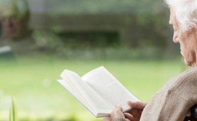 אדם קשיש שוהה בדיור מוגן - תמונת כתבה