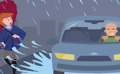 נזקי מזג האוויר - האם ניתן לתבוע? - תמונת כתבה