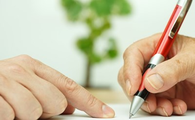 כאן המקום לחתום על ייפוי הכח - תמונת כתבה