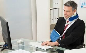 תאונות עבודה: גם עצמאי זכאי לפיצוי