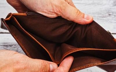 החוב גבוה ואין כסף להחזיר אותו - תמונת כתבה