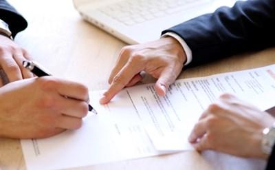 חתימה על חוזה - תמונת כתבה