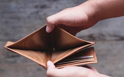 נקלע לחובות והארנק ריק - תמונת כתבה