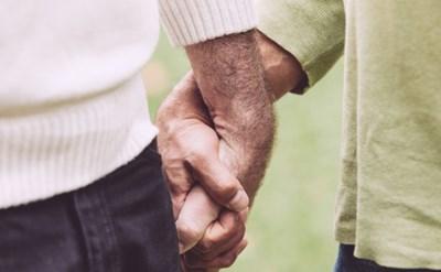 בני זוג חד מיניים מחזיקים ידיים - תמונת כתבה
