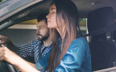 נהיגה במכונית - תמונת כתבה