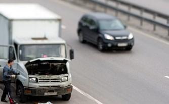 תאונת דרכים: הכרה בפגיעה תוך כדי פריקת סחורה ממשאית