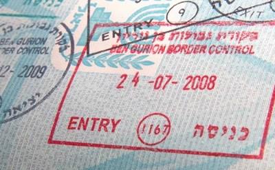 כניסה לישראל - תמונת כתבה