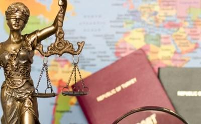 חוק בינלאומי - תמונת כתבה