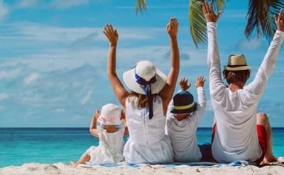 משפחה בחופשה - תמונת כתבה