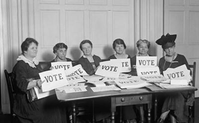 זכויות נשים עוד משנות החמישים - תמונת כתבה