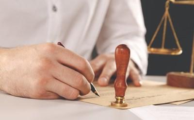 חתימה על ייפוי הכח - תמונת כתבה