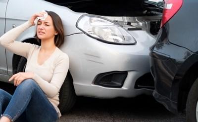 פגיעה בתאונת דרכים - תמונת כתבה
