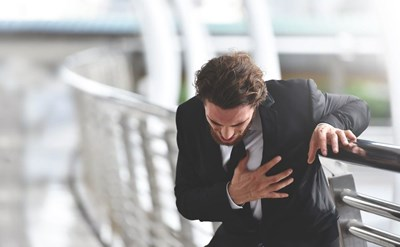 התקף לב - תמונת כתבה