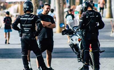 מעצר משטרה - תמונת כתבה