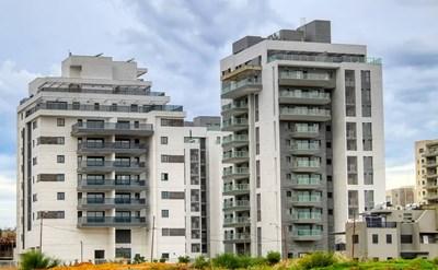 בניין דירות חדש - תמונת כתבה