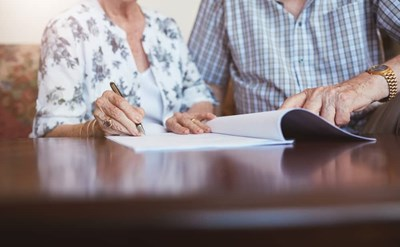 עריכת צוואה הדדית - תמונת כתבה