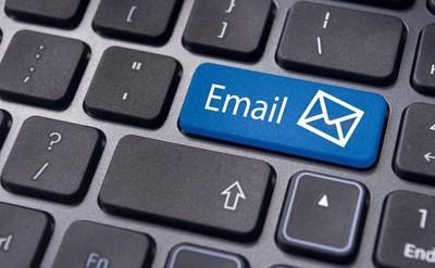 דואר אלקטרוני - תמונת כתבה