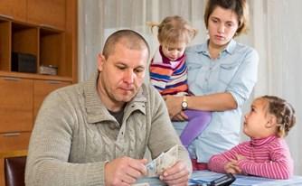 מזונות במשמורת משותפת לבעלי הכנסות נמוכות מעמידים את שני הצדדים במצב מורכב