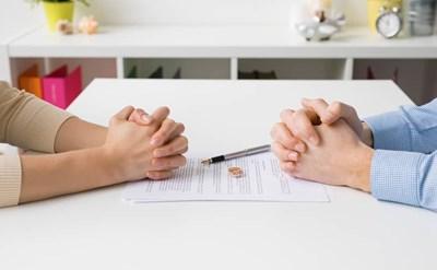 הסכם גירושין - תמונת כתבה