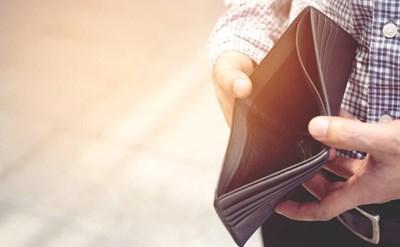 לא נשאר כסף בארנק - תמונת כתבה