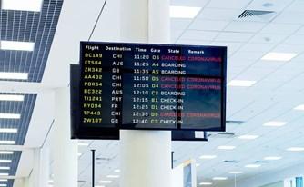 נגיף הקורונה: מתי אפשר לבטל כרטיס טיסה ולקבל החזר