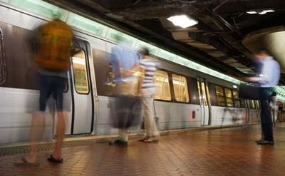 תאונה בתחנת רכבת - תמונת כתבה