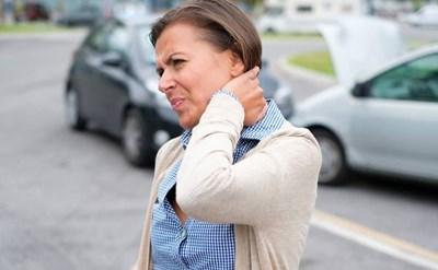 פגיעה בעמוד שדרה, תאונת דרכים - תמונת כתבה