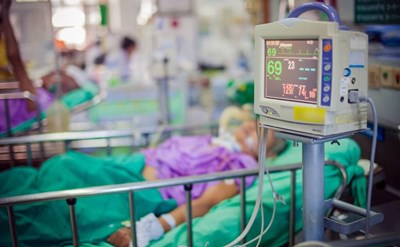 אשפוז בטיפול נמרץ, מגפת הקורונה - תמונת כתבה