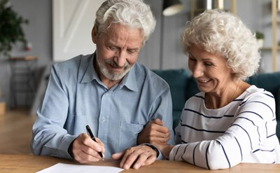 הסכם ממון בין בני זוג, צוואה - תמונת כתבה