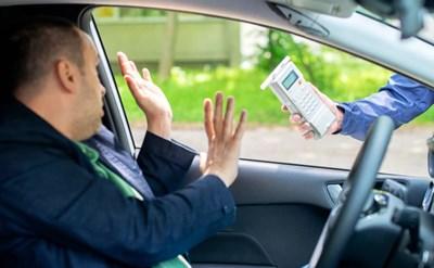 בדיקת ינשוף, נהיגה בשיכרות - תמונת כתבה