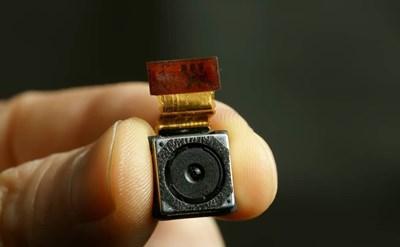 מצלמה נסתרת זעירה - תמונת כתבה