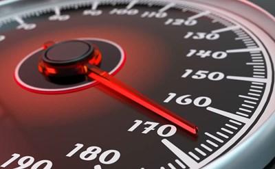 מהירות מופרזת, עבירות תנועה - תמונת כתבה