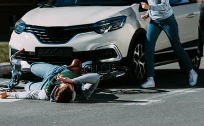 תאונת דרכים - תמונת כתבה