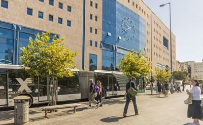 התחנה המרכזית בירושלים - תמונת כתבה