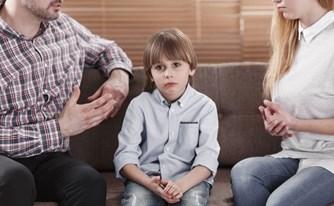 לגדל את הילדים במערכת יחסים של גרושים